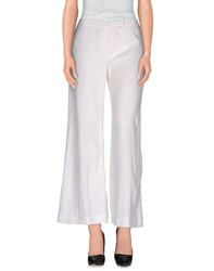 Richmond X Trousers Casual Trousers Women White