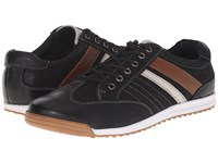 Spring Step Phenomenal Black Men's Shoes