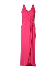 Diana Gallesi Dresses 3 4 Length Dresses Women Fuchsia