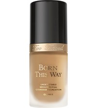 Too Faced Born This Way Foundation Honey