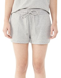 Alternative Apparel Cotton Rich Runner Shorts Grey