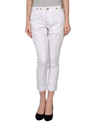Monocrom Trousers 3 4 Length Trousers Women Sand