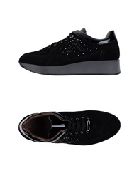 Andrea Morelli Low Tops And Trainers Black