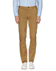Scotch And Soda Trousers Casual Trousers Men Khaki