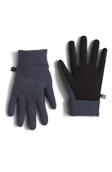 The North Face Men's 'E Tip' Fleece Tech Gloves Urban Navy
