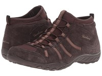 Skechers Active Breathe Easy Established Chocolate Women's Shoes Brown