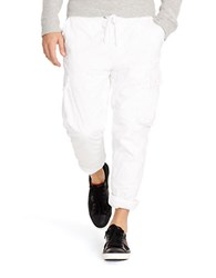 Polo Ralph Lauren Straight Fit Utility Pants White