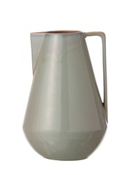 Ferm Living Large Neu Stoneware Pitcher With Handle