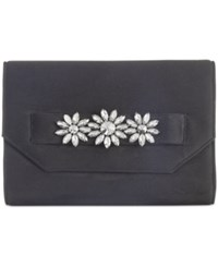 Inc International Concepts Faye Clutch Only At Macy's Black