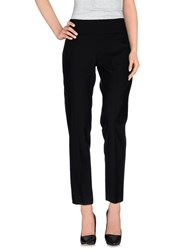 Tonello Trousers Casual Trousers Women Black