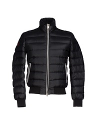 Museum Down Jackets Black