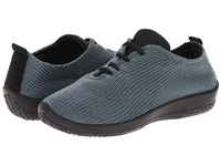 Arcopedico Ls Gunmetal Grey Women's Lace Up Casual Shoes Gray