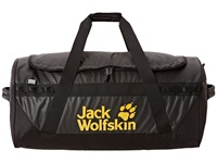 Jack Wolfskin Expedition Trunk 100 Black Backpack Bags