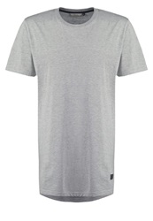 Revolution Basic Tshirt Grey Mottled Grey