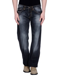 Ermanno Scervino Denim Pants Grey