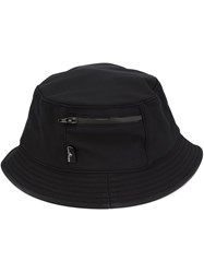 Stone Island Bucket Hat Black