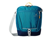 Eagle Creek Guide Pro Courier Rfid Celestial Blue Bags