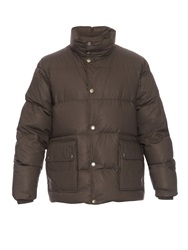 Dunhill Quilted Down Cotton Jacket