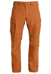 Burton Covert Waterproof Trousers True Penny Brown
