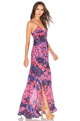Rory Beca Fassa Maxi Dress Pink