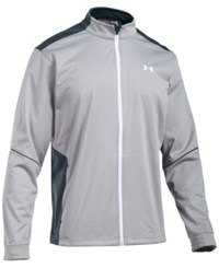 Under Armour Men's Elements Coldgear Infrared Storm Jacket True Grey