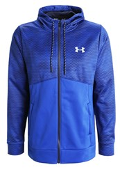 Under Armour Tracksuit Top Royal Midnight Steel Blue