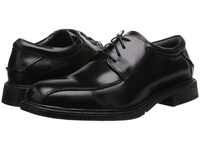 Nunn Bush Marcell Bicycle Toe Oxford Lace Up Black Men's Shoes
