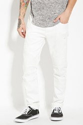 Forever 21 Reason Moto Slim Fit Jeans