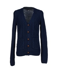 Dr. Denim Dr Denim Cardigans Dark Blue
