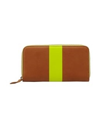 Master And Muse X Clare Vivier Wallets Yellow