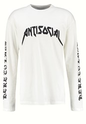 Your Turn Long Sleeved Top Off White Off White
