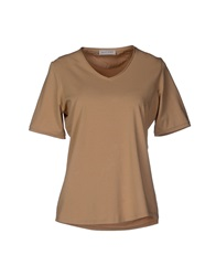 Bruno Manetti T Shirts Sand
