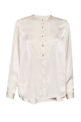 Great Plains Lexington Luxe Shirt White