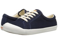 Tommy Bahama Ettana Navy Women's Lace Up Casual Shoes