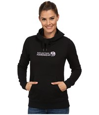 Mountain Hardwear Graphic Logo Pullover Hoodie Black Women's Sweatshirt