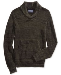 American Rag Men's Shawl Collar Sweater Only At Macy's Forest Night