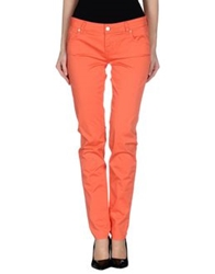Jacob Cohen Jacob Coh N Casual Pants Orange