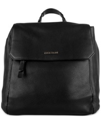 Cole Haan Felicity Backpack Black