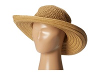 San Diego Hat Company Pbm1014 Crochet Paper Weave Tobacco Traditional Hats Brown
