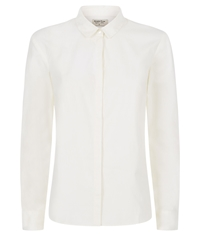 People Tree Zoe Classic Shirt White