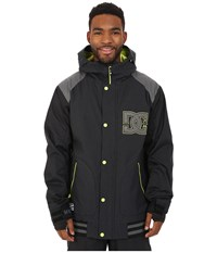 Dcla Snow Jacket Anthracite Men's Coat Pewter