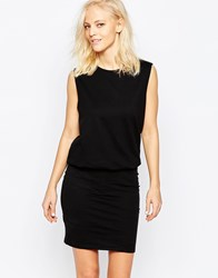 Selected Valdi Sleeveless Dress In Black Black