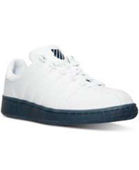 K Swiss Men's Classic Vn Reflect Ice Casual Sneakers From Finish Line White Blue Ice