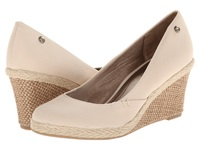 Lifestride Clementine Natural Women's Wedge Shoes Beige