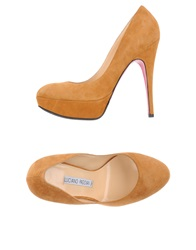 Luciano Padovan Pumps Brown