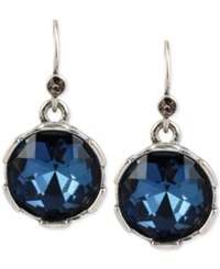 Kenneth Cole New York Faceted Round Bead Drop Earrings