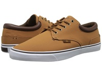 Radii Deck Tan Chocolate Nubuck Men's Shoes Brown
