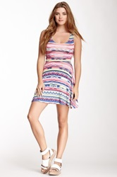 Rd Style Printed Dress Multi
