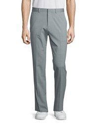 Theory Marlo New Tailor Suit Trousers Gray Men's