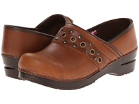 Sanita Original Caddo Brown Women's Clog Shoes